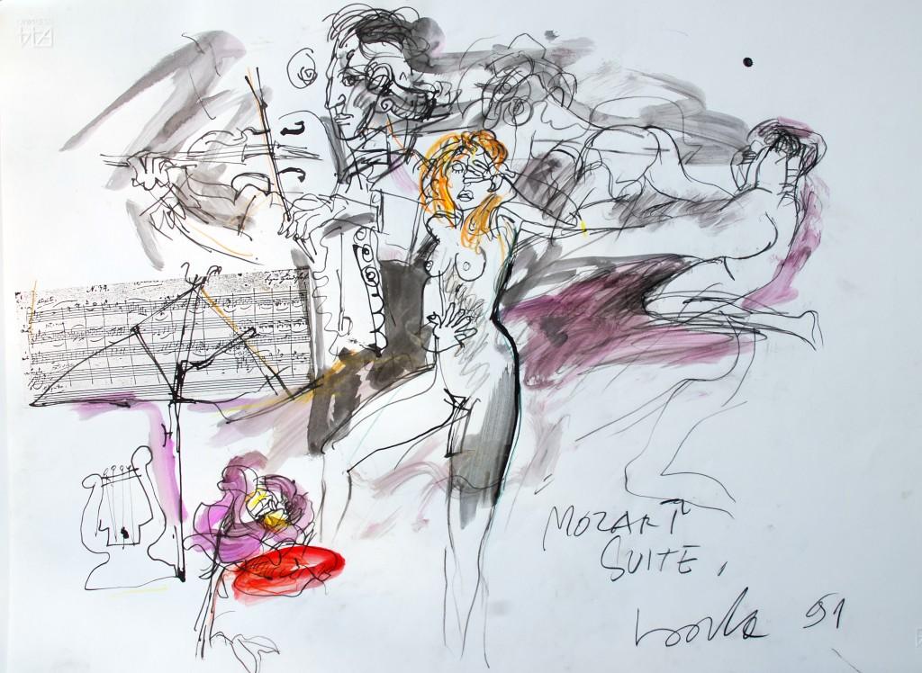 Mozart Suite