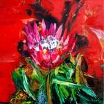 Il fiore sul fuoco